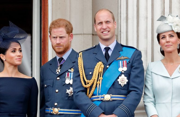 William's expanding role 'suggests he doesn't expect Meghan and Harry to return'