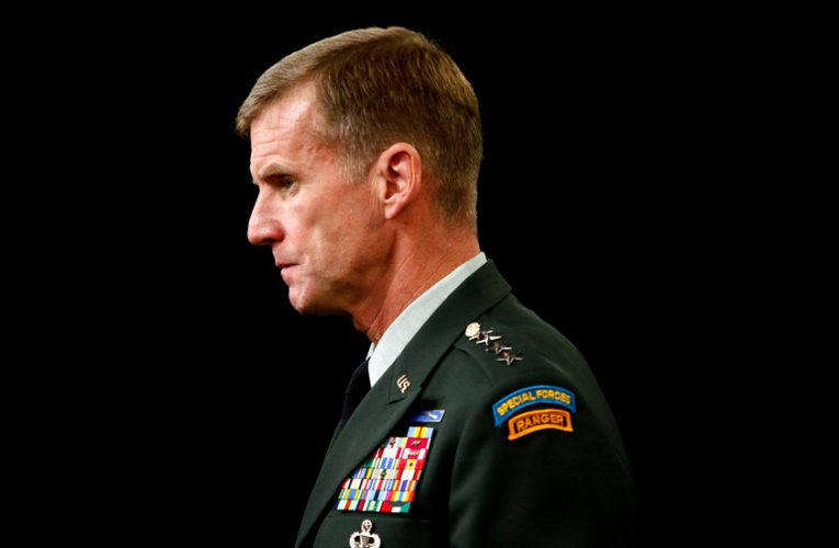 Stanley McChrystal, a Top General Fired Over Insults to Biden, Says He'll Vote for Him