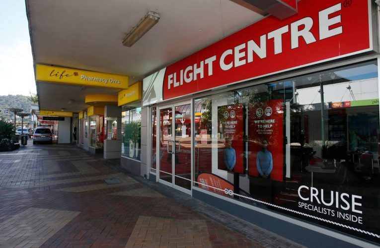 Flight Centre cutting 160 more jobs, shutting 23 more stores