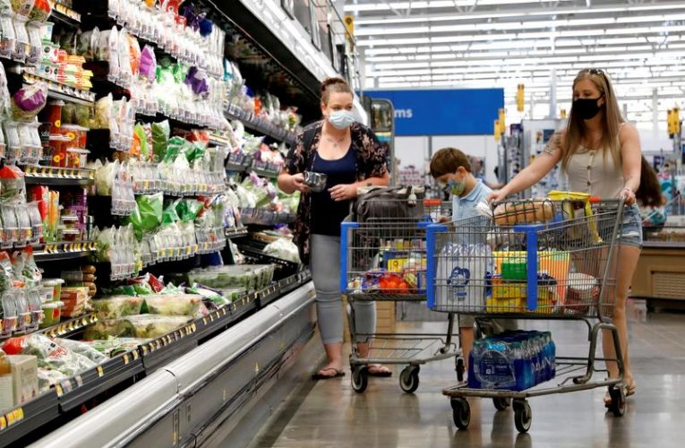 U.S. consumer prices slow in September