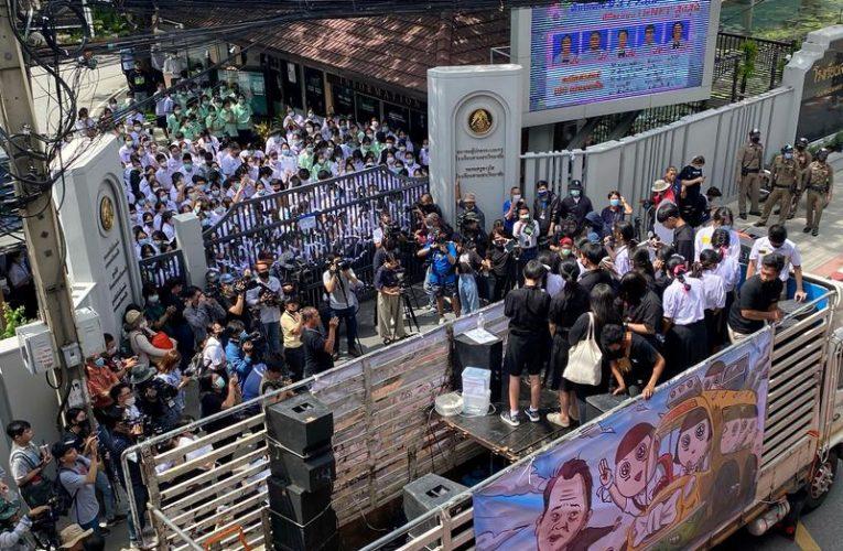 Thailand's 'Bad Students' demand education reform