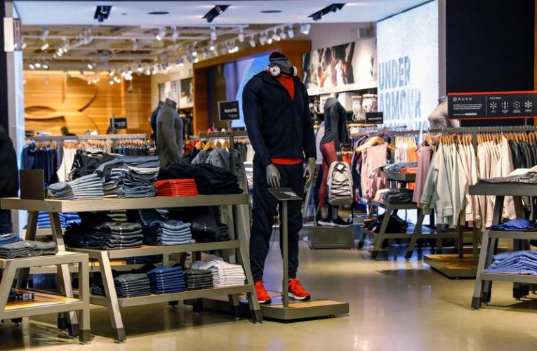 Under Armour expects demand for sneakers, face masks to drive annual revenue