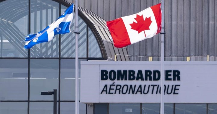 Bombardier to get less cash in amended deal with Spirit