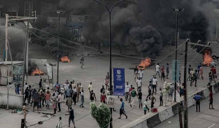 End SARS: 'At least 12 killed by government forces' as anti-police brutality protests continue in Nigeria