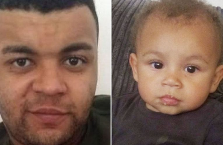 Dad threw baby son into river after believing he was 'turning into the devil'