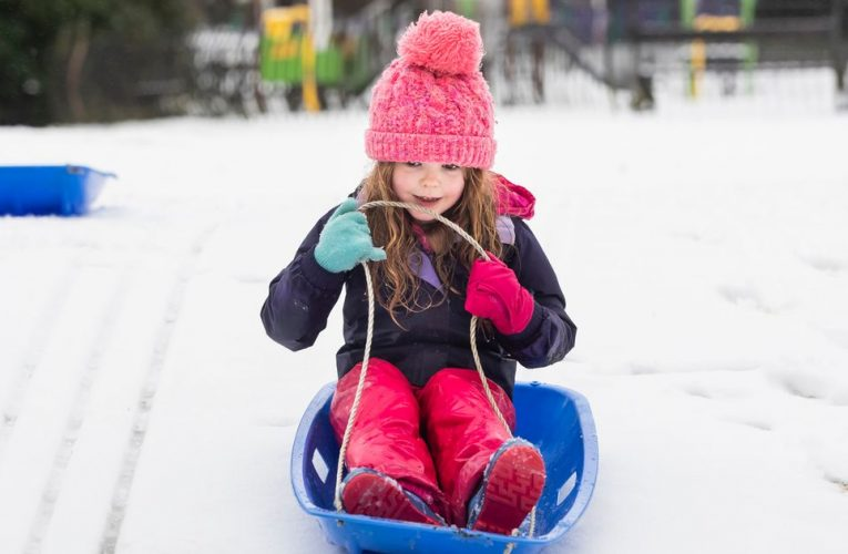 Dreaming of a White Christmas? Bookmakers slash odds of snow on December 25
