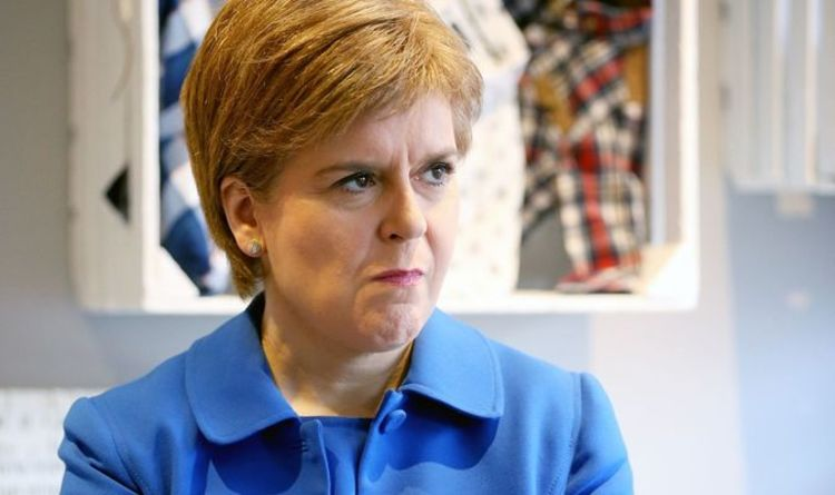 'It's madness' Nicola Sturgeon savaged for obsession with independence during Covid crisis