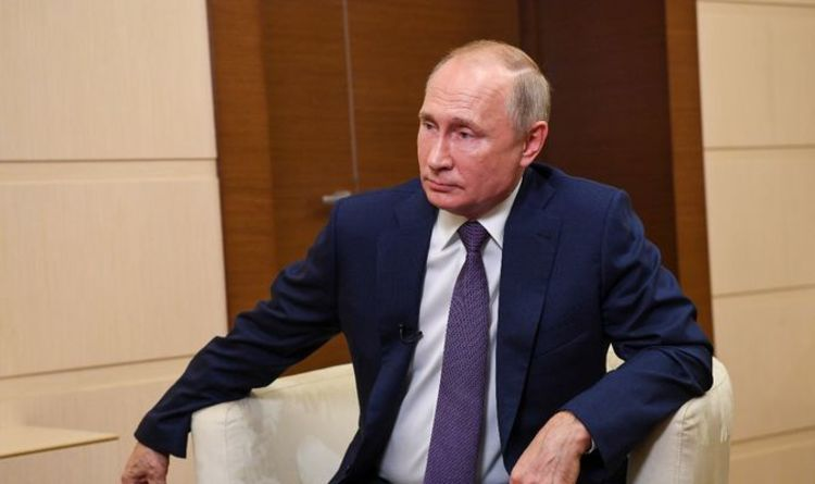Vladimir Putin health fears erupt as coughing fit EDITED out in major cover up