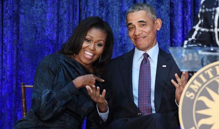 Obamas spark fury over Netflix sketch comedy series mocking Trump