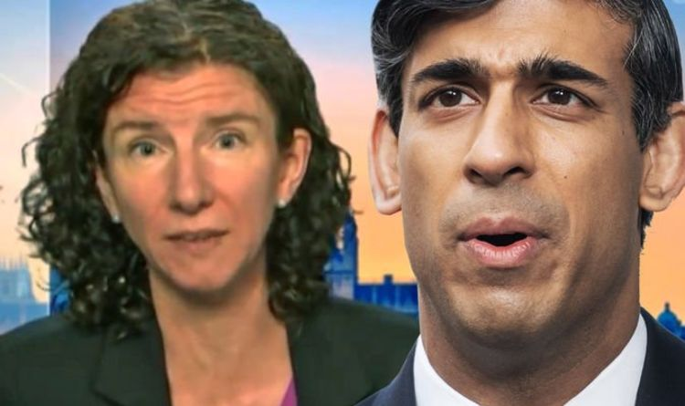 BBC host grills Anneliese Dodds on Rishi Sunak attack and failure to make tough decisions