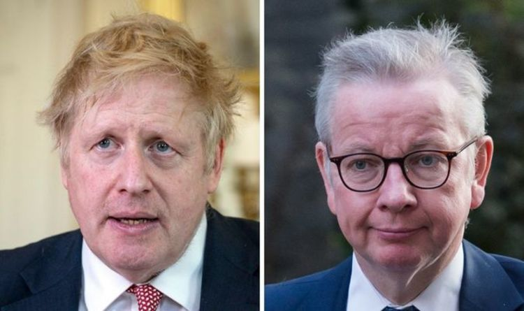 Boris Johnson set for major reshuffle to promote Northern MPs… and Gove could be at risk