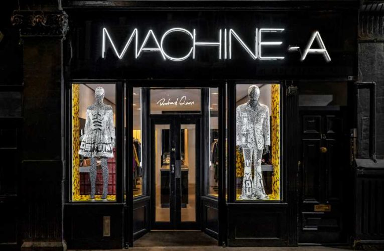 Tomorrow Takes Majority Stake in London Concept Store Machine-A