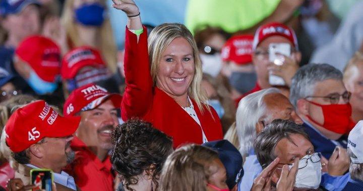 Republican QAnon supporter Marjorie Taylor Greene wins Georgia house seat