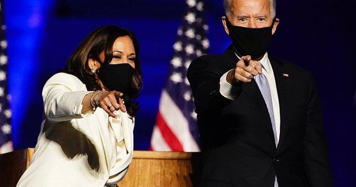 U.S. election: Full text of Kamala Harris and Joe Biden's victory speeches