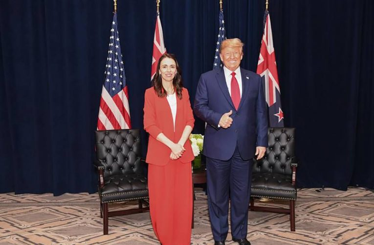Audrey Young – Time for Jacinda Ardern to take charge of the US relationship