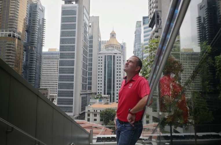 Singlife CEO channels funds to where he can add value