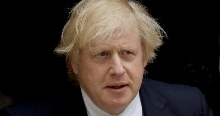 U.K.'s Boris Johnson self-isolating after contact with coronavirus case