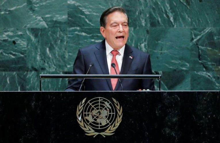 Panama president isolating after coworker tests positive for COVID-19