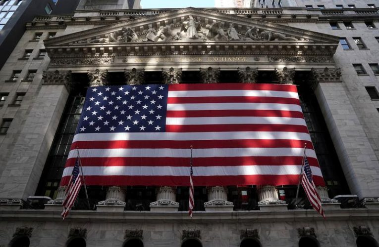 Wall Street set to retreat on surging COVID-19 cases, rise in jobless claims