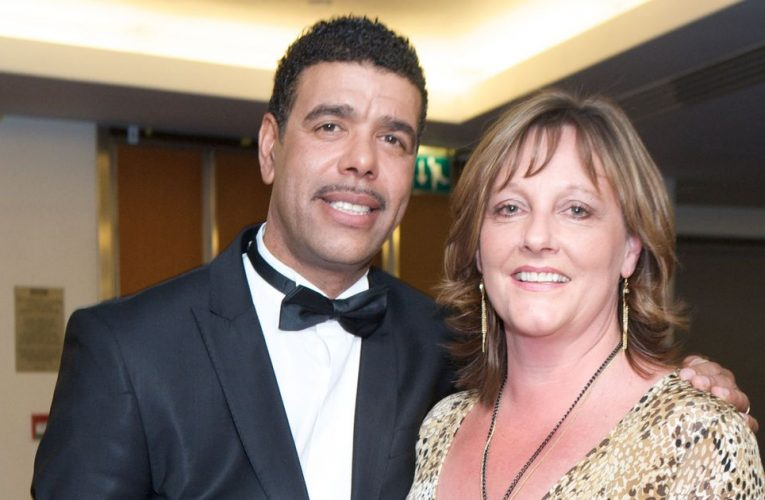 Chris Kamara ditched wife on wedding night to watch football with his best man