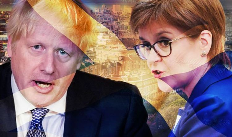 Boris declares Union will win again as SNP can't contain delight at second vote hint
