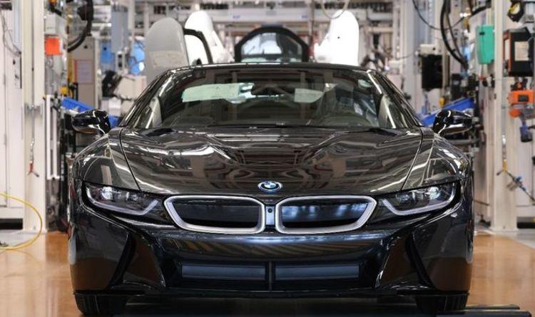 German car manufacturer BMW breaks silence on Brexit to warn of 'half billion' euro hit