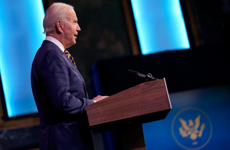Biden criticizes pace of vaccine rollout, vows to accelerate