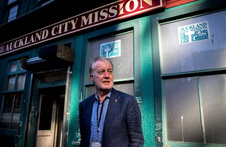 Auckland City Mission says demand for food parcels and gifts soaring ahead of Christmas