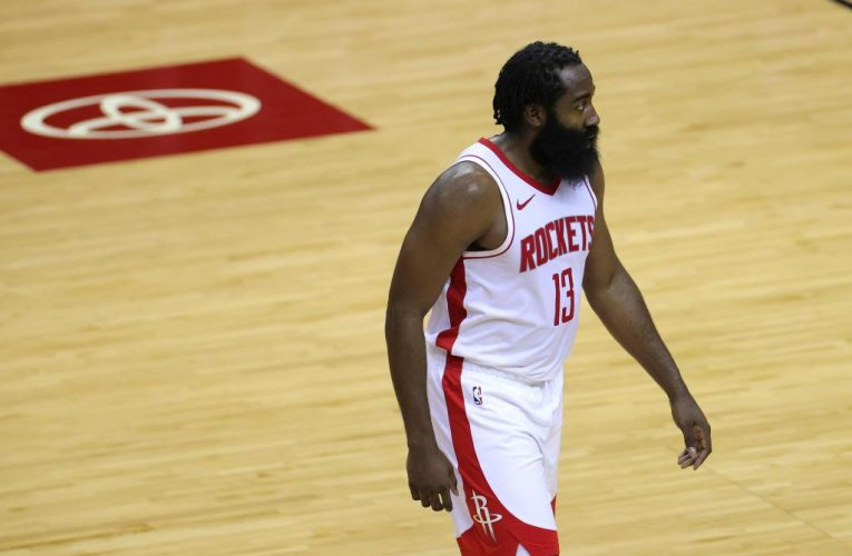 Rockets set to go into opener with 9 available players