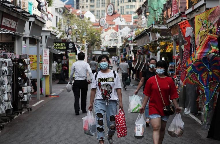 Half of Singapore consumers prefer to shop local to help firms hit by Covid-19: Survey