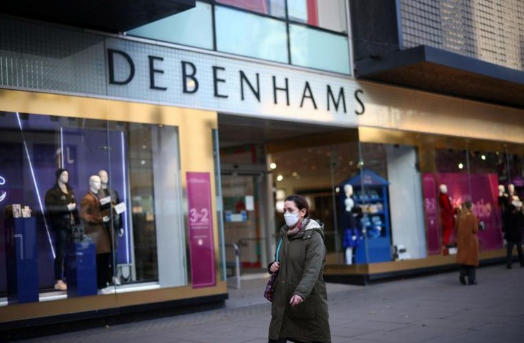 More UK retail bankruptcies expected, felled by fast fashion and pandemic