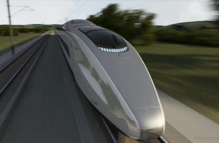 Regional lines should be prioritised over eastern leg of HS2, say government advisers