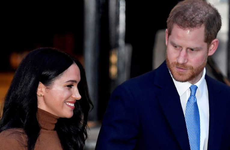 Harry's four words 'doomed' Meghan's relationship with royals, expert claims