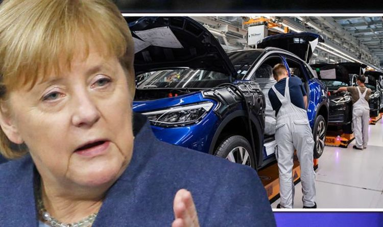 Germany warns of 'brutal damage' to its industries as Brexit deal condemned