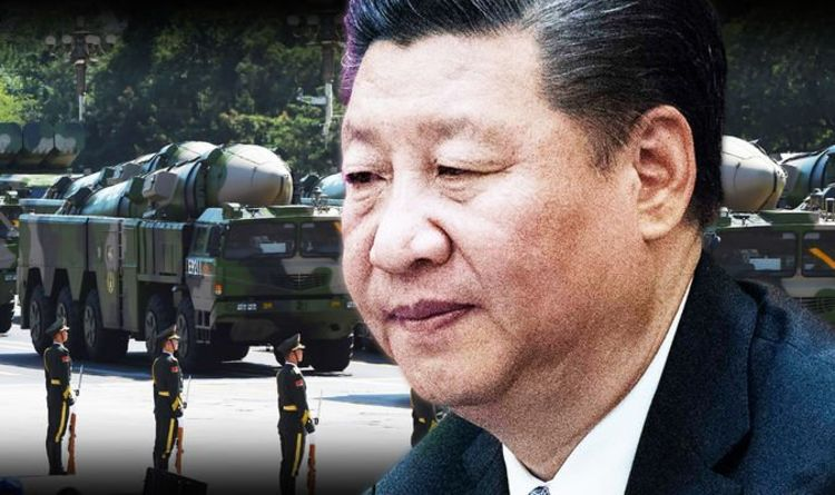 South China Sea war threat after Beijing's terrifying missile warning