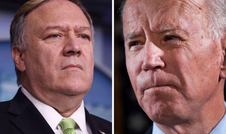 South China Sea: US strategy makes 'Biden look soft' as Australia erupts at rival