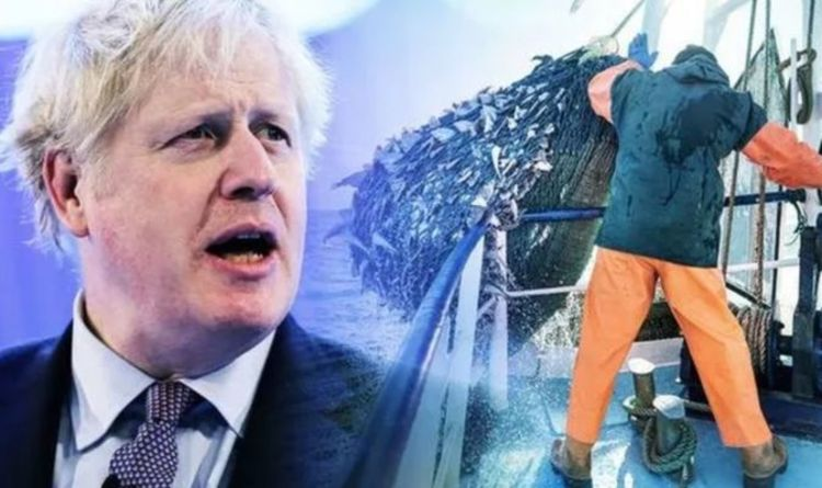 Boris Johnson accused of sabotaging Scottish fishing industry with 'atrocious' Brexit deal