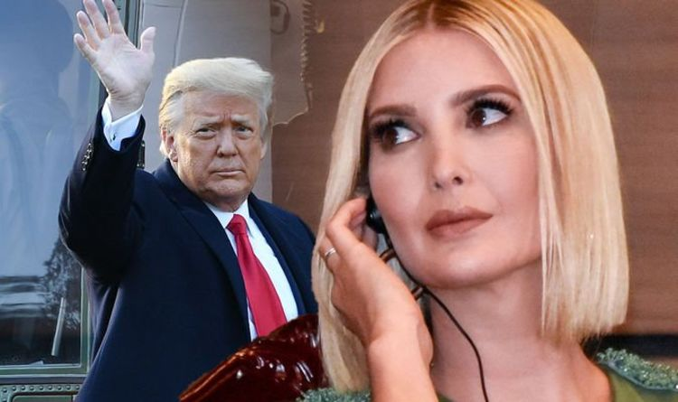 Ivanka Trump humiliated: Capitol Hill riot leaves political dreams in tatters, says expert