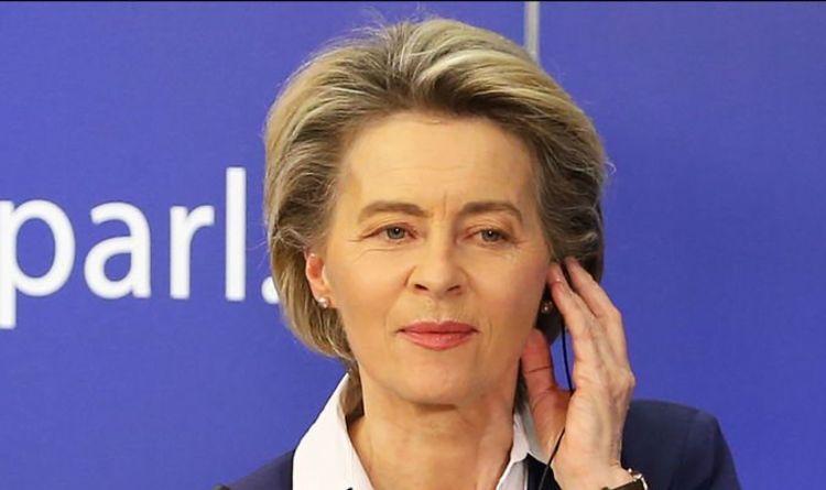 'EU megalomaniacs are unbearable!' MEP turns screw on bloc after UK diplomat row erupts