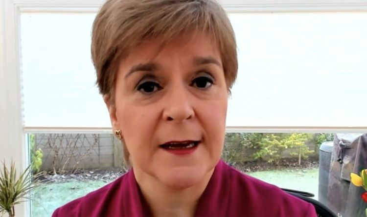 'Boris is terrified' Sturgeon goads PM over Scottish independence after bombshell poll
