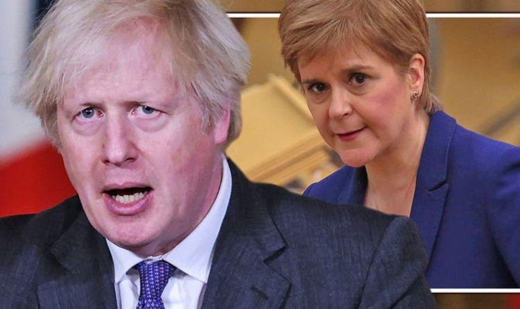 Nicola Sturgeon accused of being 'deeply offensive to Scots' in bid to break up UK