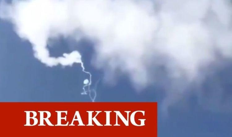 Riyadh missile attack: Huge warhead explodes above Saudi capital