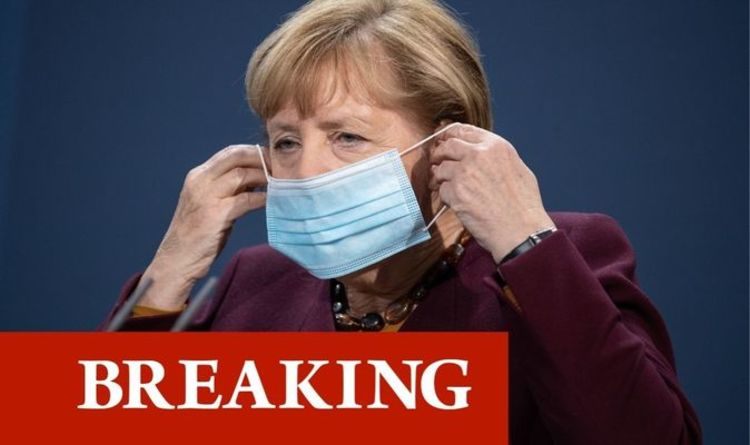 Vaccine BAN: Germany to stop giving AstraZeneca jab to over-65s in bombshell move