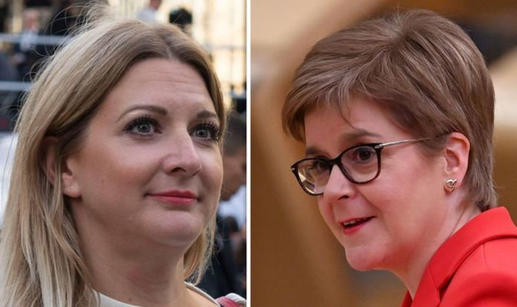 Call her bluff! Brexiteer says Boris can destroy Sturgeon's indy dream by giving her vote