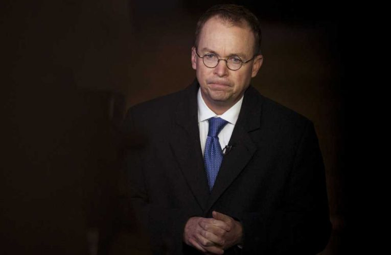 'I can't stay': Mick Mulvaney resigns as Trump's envoy to Northern Ireland