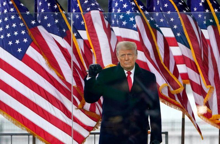 Facebook bans Trump through Biden inauguration, maybe longer