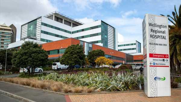 Wellington Regional Hospital fire: Eight floors suffer water damage