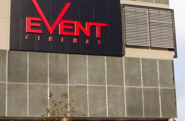 Eight-screen Auckland multiplex cinema shut to public: Event says move 'temporary'