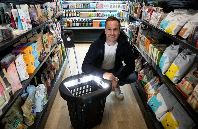 Smart shopping trolley start-up seeks to raise $25 million