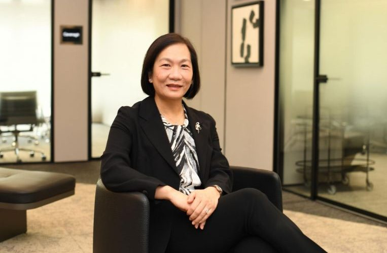OCBC Bank appoints first female group CEO, also the first woman to head a Singapore bank